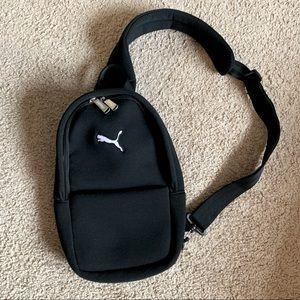Puma Mini Backpack Style Neoprene Sling Bag /Purse